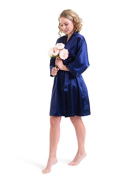 Classic Satin Robes - 7 Colours